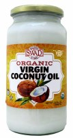 Swad Organic Virgin Coconut Oil 946ml