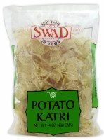 Swad Potato Katri 400g