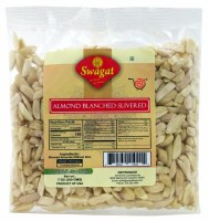 Swagat Almond Silvered 200g Blanched
