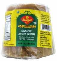 Swagat Kolhapuri Natural Jaggery 1 Kg