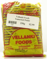 Vellanki Tamarind Pickle 250g