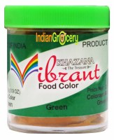 Vibrant Green Food Color 25g