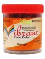 Vibrant Orange Food Color 25g