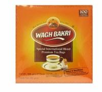 Wagh Bakri Assam Teabags 100