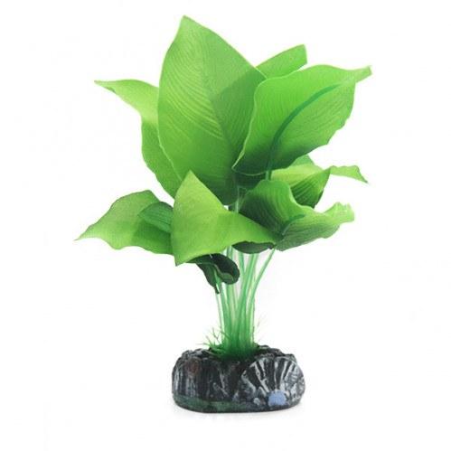 BETTA SILK PLANT GREEN 20cm