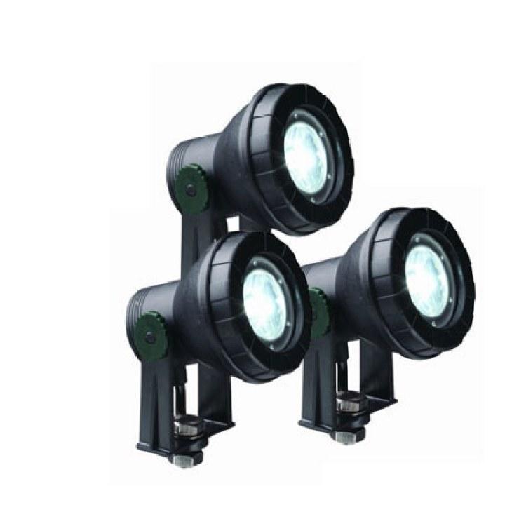 BLAGDON POND LED LIGHT 3 x 1w