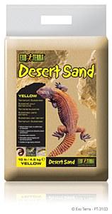 EXO TERRA DESERT YELLOW 4.5KG