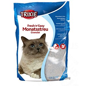 FRESH N EASY CAT LITTER 5L