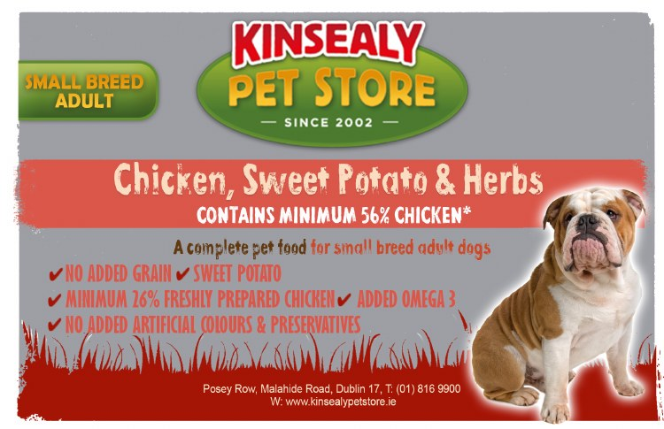 KPS CHICKEN SMALL BREED 2kg