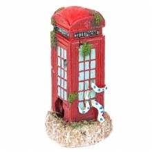 BETTA TELEPHONE BOX BLUE L