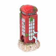 BETTA TELEPHONE BOX BLUE S