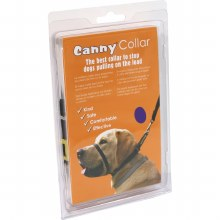 BLACK CANNY COLLAR SIZE 1