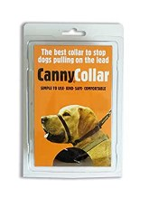 BLACK CANNY COLLAR SIZE 4