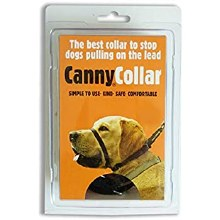 BLACK CANNY COLLAR SIZE 6