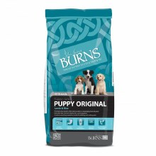 BURNS PUPPY ORIGINAL LAMB 12KG