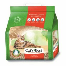 CATS BEST CLUMP LITTER OXO10L