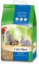 CATS BEST WOODBASED 10 LITRES