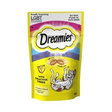 DREAMIES W-CHEESE