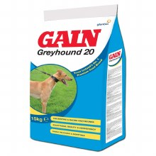 GAIN GREYHOUND 20%15kg