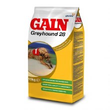 GAIN GREYHOUND 28% 15kg