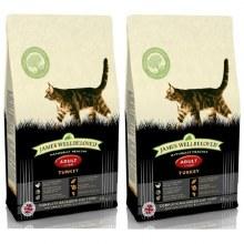 J/W CAT ADULT TURKEY 10KG