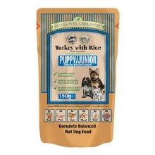 J/WELL POUCHES TURKEY PUPPY