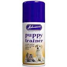 JOHNSONS PUPPY KITTEN TRAINER