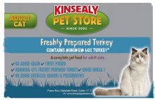 KPS ADULTTURKEY CAT 7.5kg