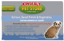 KPS SALMON LGE BREED PUP 2kg
