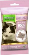 NAT MENU CAT TREATS LIVEER 60G