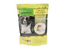 NAT MENU DOG POUCH ADULT LIGHT