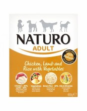 NATURO ADULT CHICKEN RICE