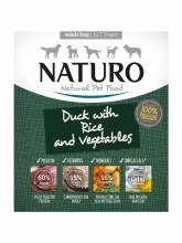 NATURO ADULT DUCK RICE