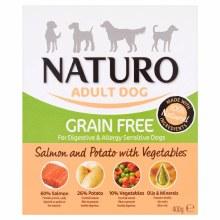 NATURO GRAIN FREE SALMON