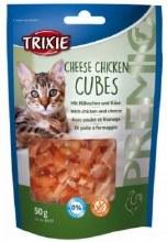 TRIXIE CHEESE CUBES 50G