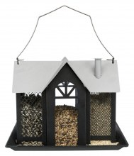 TRIXIE HANGING HOUSE FEEDER