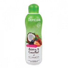 TROPICLEAN BERRY&COCONUT