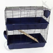 TWO STOREY CAGE 100cm