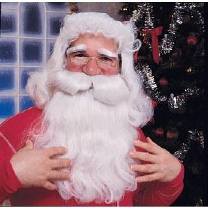Santa Wig & Beard Feature Set
