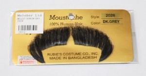 Winchester Moustache - Dark Grey