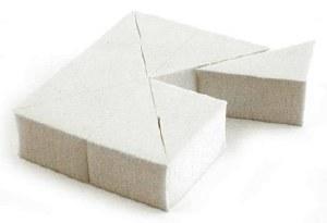8 Pack Cosmetic Latex Wedge