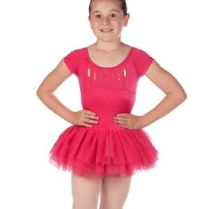 Children's Heart Tutu Dress