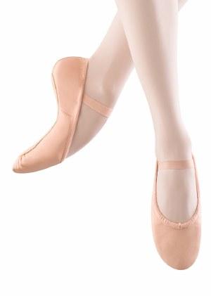 Ballet Slipper - Full Sole Leather