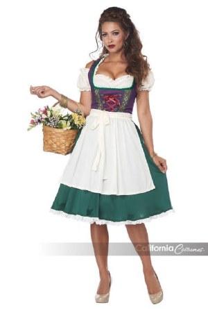 Bavarian Beer Maid