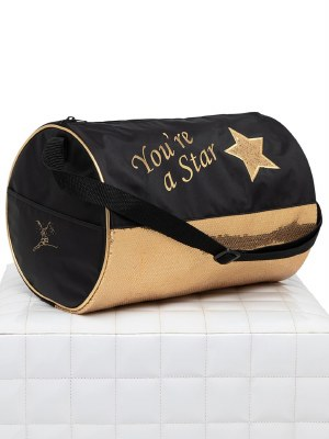 Star Barrel Bag