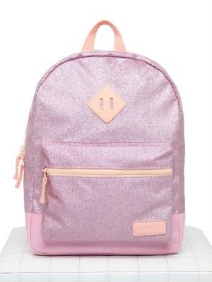 Shimmer Backpack - Pink
