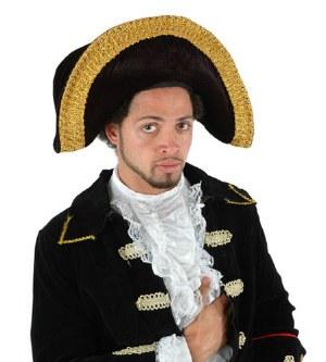 Bicorn Pirate Hat