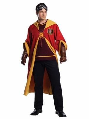 Deluxe Gryffindor Quidditch Costume