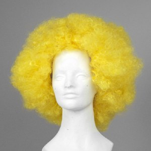 Afro Wig - Multiple Colours