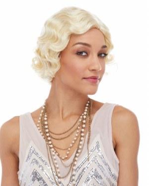 Roaring 20s Wig - Blonde